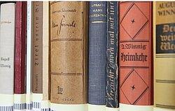 Bücher in der Bibliothek Schloss Hartheim