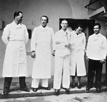 Personal der Tötungsanstalt Hartheim