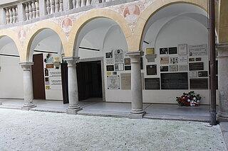 Memorial & exhibition